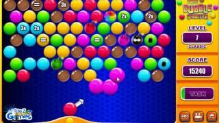 Fun Bubble Shooter HD