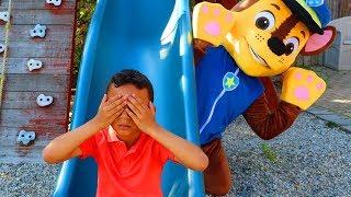 Peek a Boo Song | Anwar Kids Show Nursery Rhymes & Kids Songs