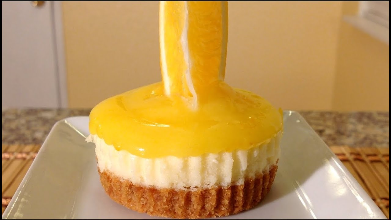 Lemon Cheesecake Cupcakes How To Make Lemon Cheesecake