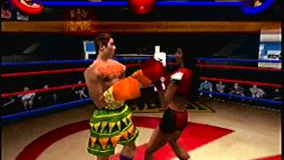 Ready 2 Rumble Boxing: Round 2 - Angel Raging Rivera (Arcade Mode)