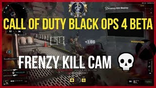 NOT SUCKY Call of Duty Black Ops 4 Xbox Beta Frequency Domination Gameplay Multiplayer Frenzy Kill
