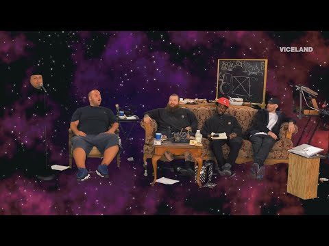 Action Bronson and Friends watch Ancient Aliens [Bruno Mars]