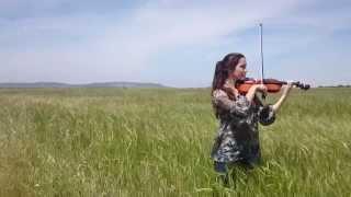 Fire meet gasoline - SIA/ Laura Castillo (violin cover)