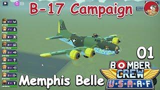 Memphis Belle - Bomber Crew - USAAF DLC - B-17 Campaign - Let