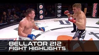 Bellator 212 Fight Highlights: Michael Chandler Makes Championship History