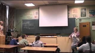 """Урок """"Введение в изучение нервной системы"""" часть 2"""