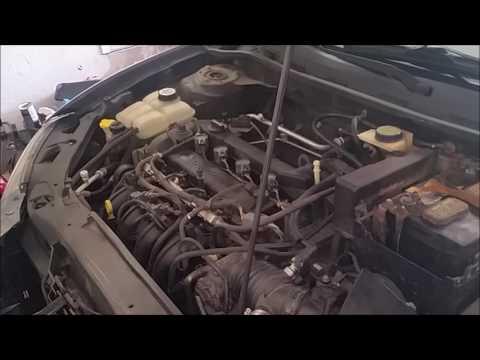 Fixing Code P2188 - (Engine Running Too Rich)