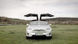 Tesla Model X - A legjobb SUV?