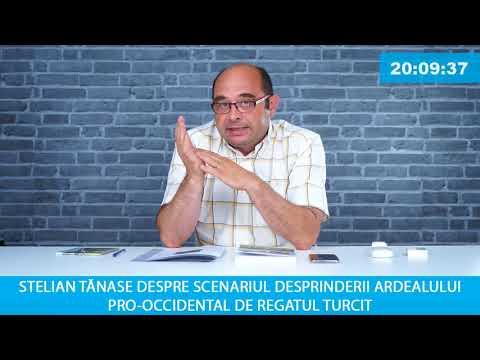 Ghermania de la A la Z - Stelian Tanase despre separarea Transilvaniei