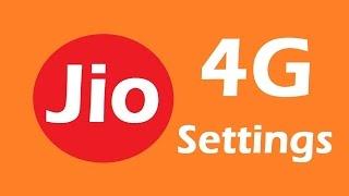 100000 work reliance jio 4g lte apn settings