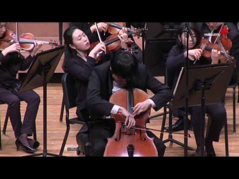 E. Elgar / Cello Concerto in e minor, Op.85 - Gyeonggi Philharmonic Orchestra