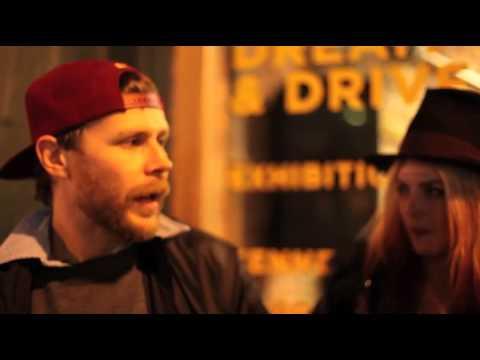 The kills & Kenneth cappello - Talk Dream & Drive