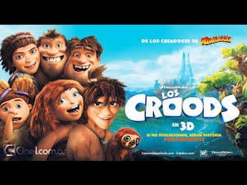 Errores de la película the Croods