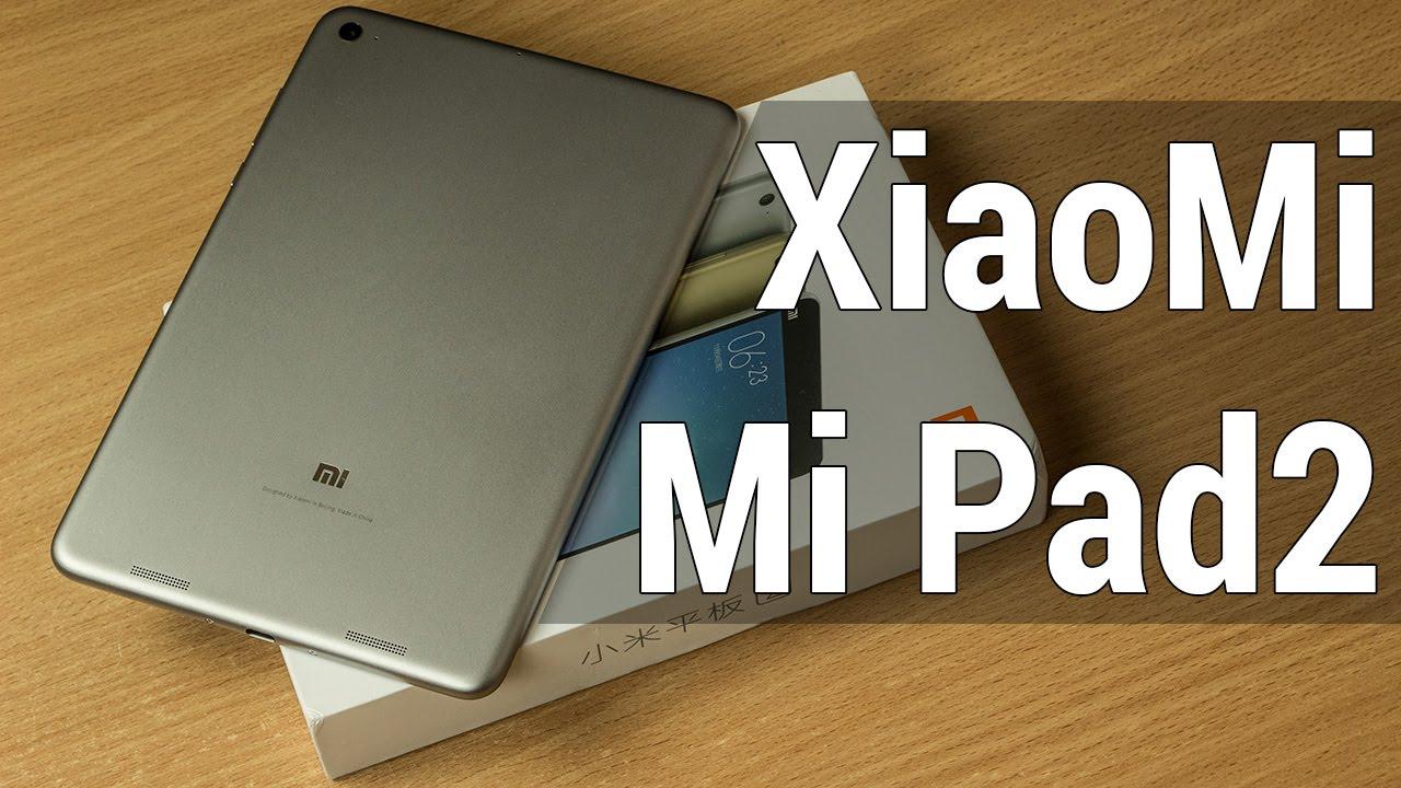 Обзор планшета Xiaomi MiPad - YouTube
