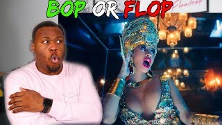 "CARDI B ""MONEY"" VIDEO REACTION!! *HER BEST VIDEO!!??*"
