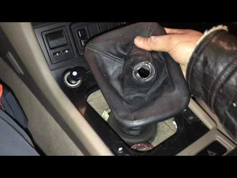 Bmw-z3-replace-shift-knob-boot