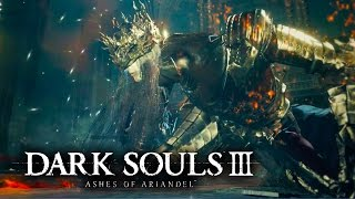 Dark Souls III - Ashes of Ariandel Announcement Trailer