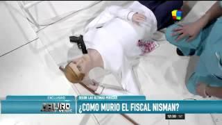 Claudio Santa María explica la muerte del fiscal Nisman - L...