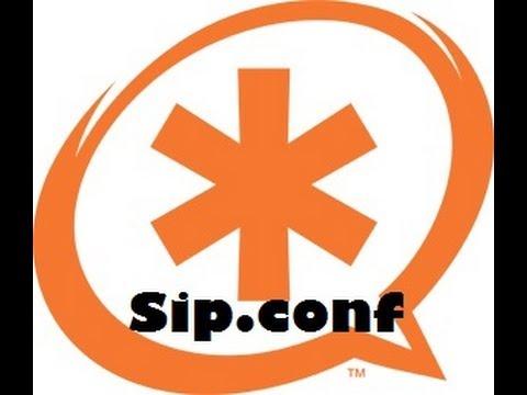 Configuración Asterisk - sip.conf 1/3