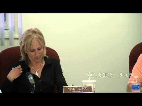 May 8, 2013 - Cottrellville Board Meeting