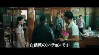 映画『イップ・マン 最終章』予告編