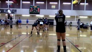 Cyclones Volleyball Vs Anoka Ramsey