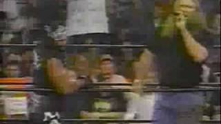 Macho Man and Konnan join nWo Wolfpack