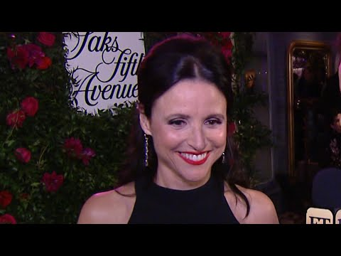 Julia Louis-Dreyfus Talks Her 'Kick Cancer in the Ass' Mentality (Exclusive)