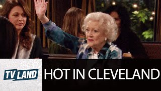 Hot in Cleveland Bloopers - Reel 3