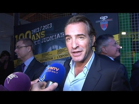 """Jean Dujardin: """"rassurez-vous je vais très bien"""" - 12/11"""