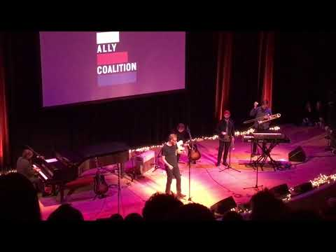 The National - Carin at the Liquor Store @ The Town Hall NYC (Ally Coalition) 1-24-2018