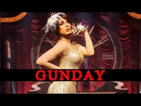 Priyanka Chopra: 'My cabaret look in Gunday not inspired by any Indian actor'