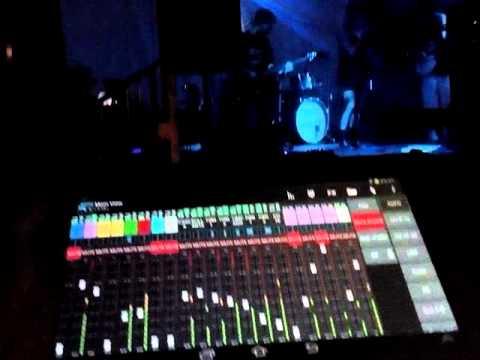 x32 producer live mixing station app 1 youtube. Black Bedroom Furniture Sets. Home Design Ideas