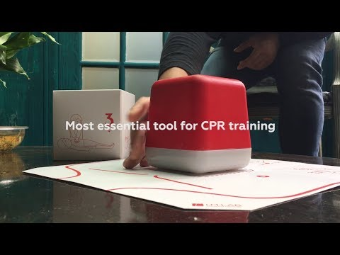 CPR Cube | My Family's Life Saver