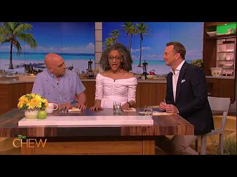 A Message from Carla Hall, Michael Symon & Clinton Kelly About The Chew