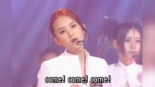 "[60fps] 베이비복스 ""Get Up"" - 무대 교차편집 Ver. 2 (Stage Mix…"