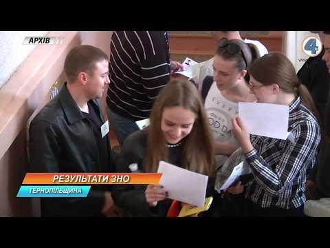 TV-4: Декілька випускників Тернопільських шкіл склали тестування на максимальний результат