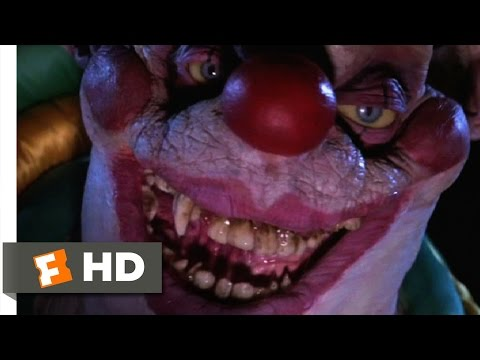 Top 10 scariest clowns in movies and tv doovi for Killer klowns 2