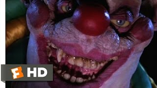 Killer Klowns from Outer Space (2/11) Movie CLIP - Cotton Candy Cocoons (1988) HD