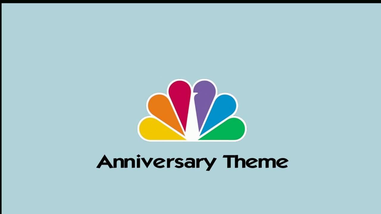 NBC Anniversary Theme - YouTube