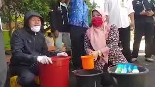 Cara membuat disinfektan alami