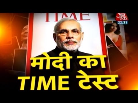Modi nominated for Time