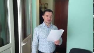 Тренер - Олег Самсонов / Урок:Техника речи - работа над голосом - Владимир Ободянский.
