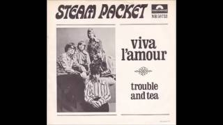 Trouble and Tea - Steampacket