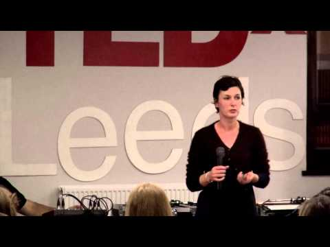 Let's talk crap: Rose George at TEDxLeeds