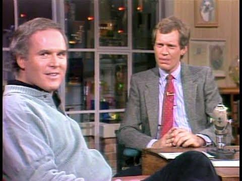 Charles Grodin on Late Night, January 23, 1985