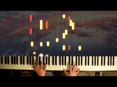 「IA」- Asu No Yozora Shoukaihan アスノヨゾラ哨戒班 (piano) ~ // Orangestar