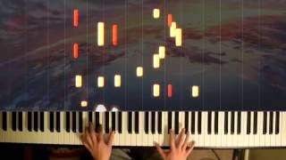Asu No Yozora Shoukaihan アスノヨゾラ哨戒班 (piano)【ピアノ】 ~ // Orangestar thumbnail