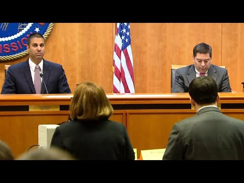 FCC votes to roll back net neutrality provisions