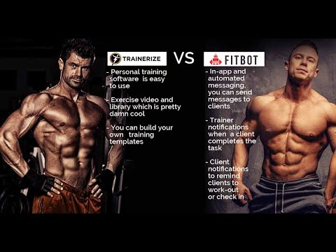 Trainerize or Fitbot...What's The Best Online Personal Training Platform?